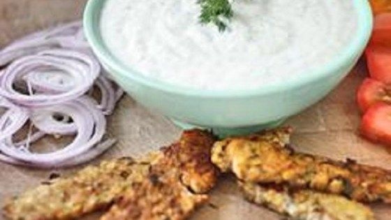 Tzatziki - A Greek Mother's Sauce