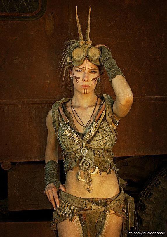 Fallout raider cosplay