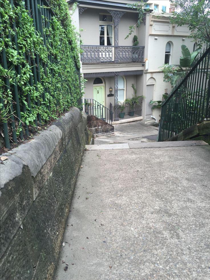 Agar Stairs Sydney