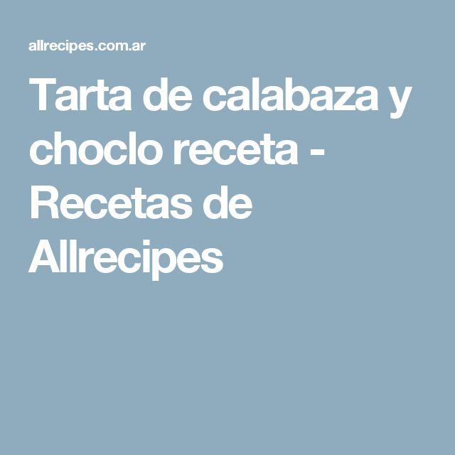 Tarta de calabaza y choclo receta - Recetas de Allrecipes