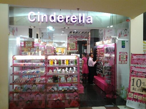 WE are HERE !!!  Cinderella Fashion Jewelry at Bekasi Square GF 190.  GET 10% all ITEM and many more.