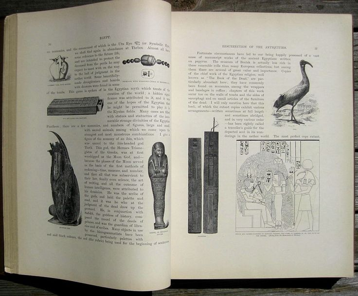 Antique Picturesque Egypt Egyptian Archaeology Nile Pyramid Art Arabian Islam | eBay