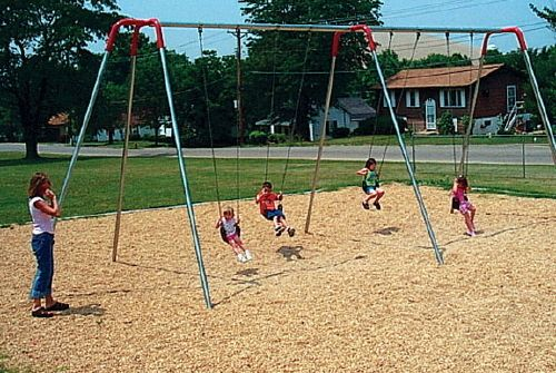 Modern Playground Set