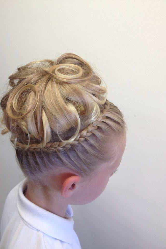 Bruidsmeisje hair ♥