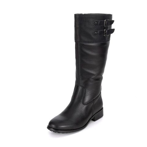 Buy designer wide calf boots online, extra wide, large sizes, leather, black, red, tan, brown, boots that fit | BB-Wide Calf Boots