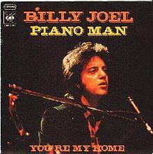 Billy Joel Piano Man single - Piano Man (song) - Wikipedia, the free encyclopedia