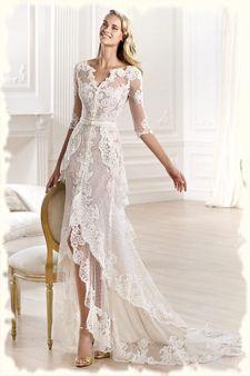 Самые необычные свадебные платья в мире