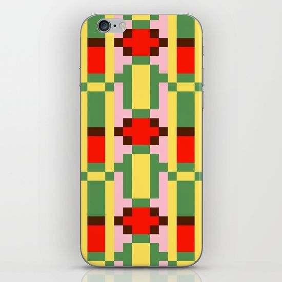 Helena N / Society6  Skins are thin, easy-to-remove, vinyl decals for customizing your device. Skins are made from a patented material that eliminates air bubbles and wrinkles for easy application.
