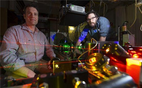 Eletrônica Alvorada : Microscopia quântica abre caminho para tricorder e...