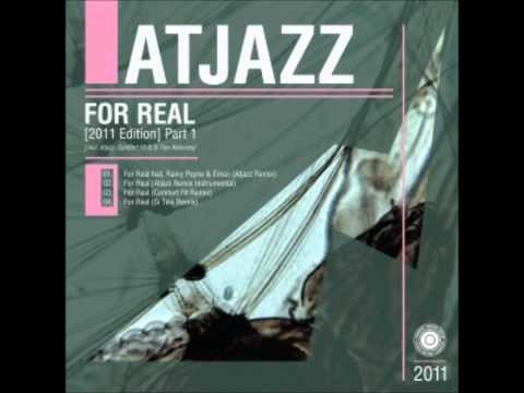 Atjazz feat.rainy payne - for real (fred everything spoken dub)