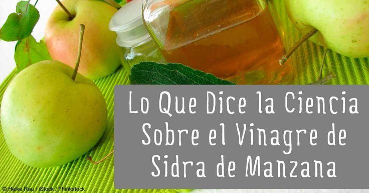 Vinagre de sidra de manzana: beneficios y propiedades