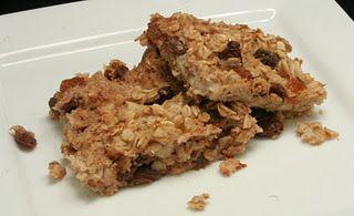 Daniel Fast Baked Oatmeal - so good!    Good option for a quick Daniel Fast breakfast.