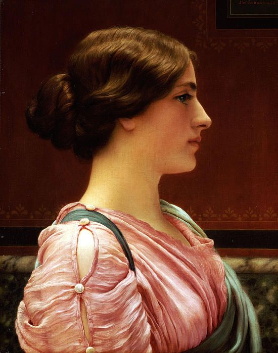 Cleonice,    John William Godward