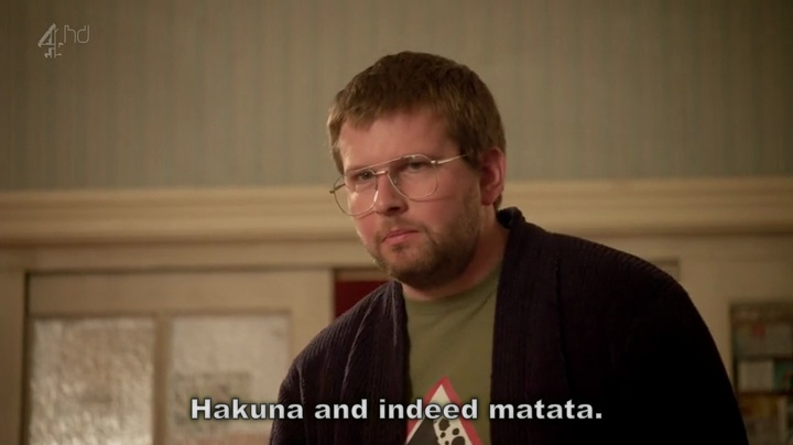 Howard (Fresh Meat / 2012)