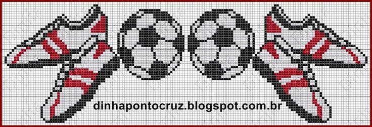 Para as bordadeiras no plantão, mascotes dos times brasileiros: este especial para as toalhas de ba...