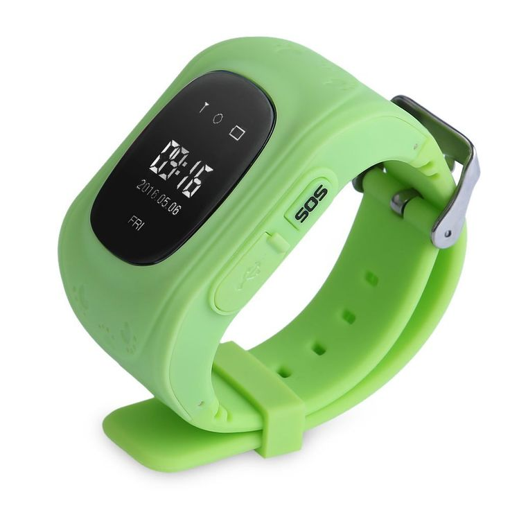Q50 Smart Phone Watch Kid Wristwatch GPS Tracker Watch For Kids SOS GSM Smartwatch IOS Android (green). Waterproof GPS Watch. SOS:When the child meet the danger situation, they can use the SOS function. Remote Monitoring: Parent can know the child situation, can't disturb child. Locating time for school days: The GPS function will be enabled to feed back the location information during the locating time of Monday to Friday. Contacts: Set up to 10 phone numbers that are allowed to call the...