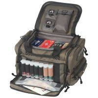 Discounts on GPS Wild About Hunting 1411SC Sporting Clays Range Bag W/Waterprrof Cover Nylon Green,GPS-1411SC. Save on G. Outdoors Products Range Bags at OpticsPlanet + FREE Shipping over $49!