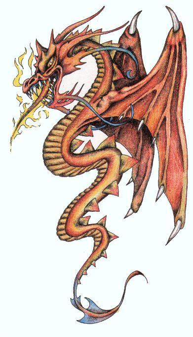 Best 25+ Dragon tattoo designs ideas on Pinterest | Dragon ...