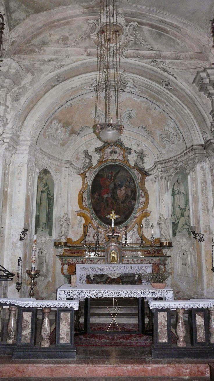 chiesa san michele restaurata voltorre - Cerca con Google