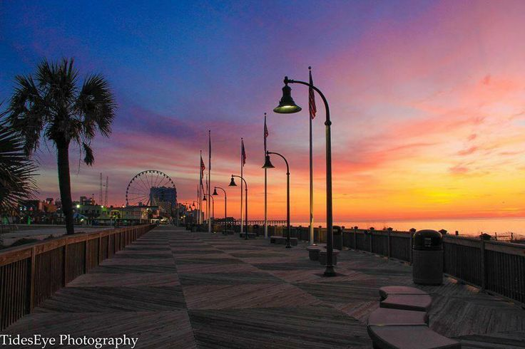 Sunset Times Myrtle Beach