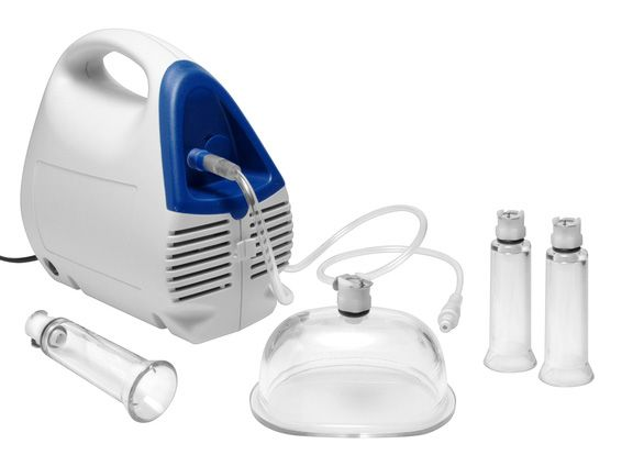 Advanced Suction Female Pumping Kit (Color: White)