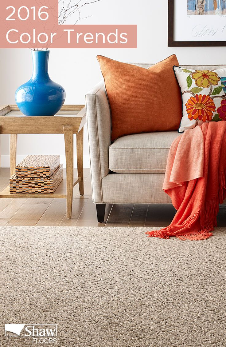 rug for living room size%0A CutARug lets you cut carpet to size to fit any room like in this living  room with our Oasis carpet in Dusty Trail