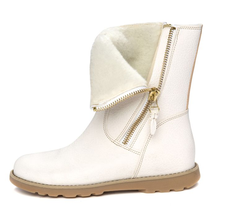 Blankens winter boot The Ygritte in eco certified leather.
