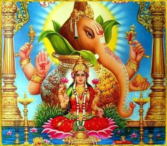 Sanskrit Of The Vedas Vs Modern Sanskrit: 1000+ Images About Lakshmi On Pinterest