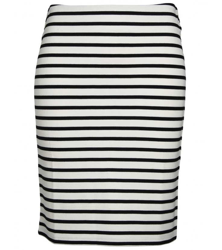 # Monochrome Eden Pencil Skirt. To see the matching # Monochrome Blazer visit us at   http://bowandpearl.com/new-in/eden-pencil-skirt-4.html