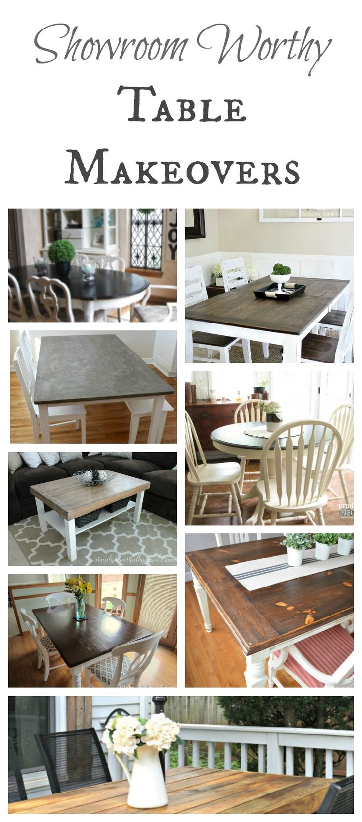 Showroom Worthy Table Makeovers