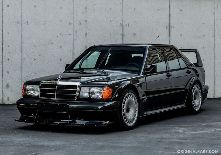 1990 Mercedes-Benz 190 E – 2.5-16 EVOLUTION II | Classic Driver Markt