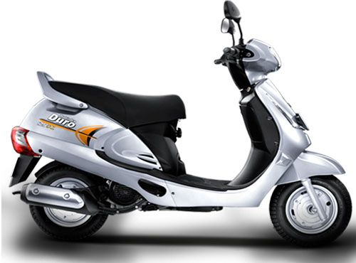 Mahindra Duro DZ 125cc Scooter Price and Specifications