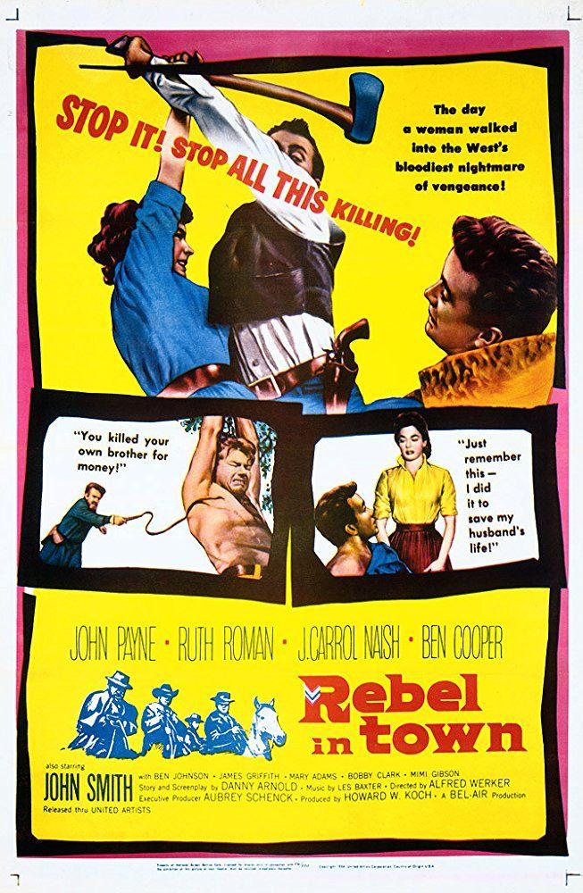 Rebel in Town (1956)