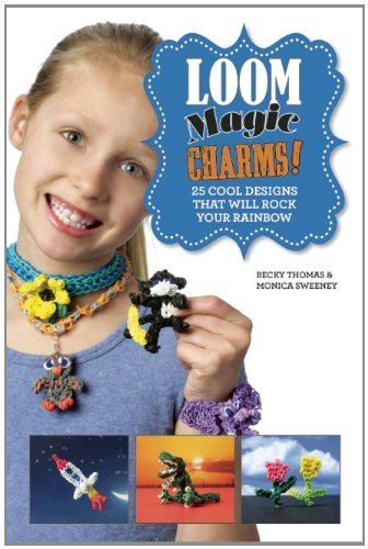 35 best rainbow loom books and media images on pinterest rainbow 25 cool designs that will rock your rainbow becky thomas monica sweeney designs by neary alguard fandeluxe Gallery