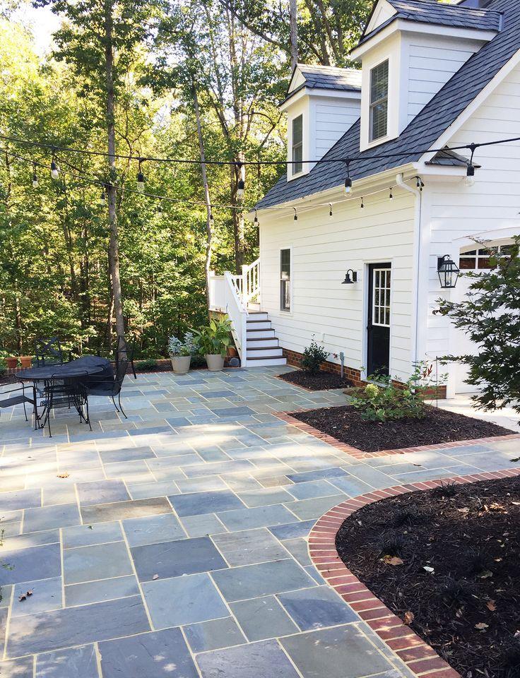 best 20+ bluestone patio ideas on pinterest | slate patio, outdoor ... - Bluestone Patio Ideas