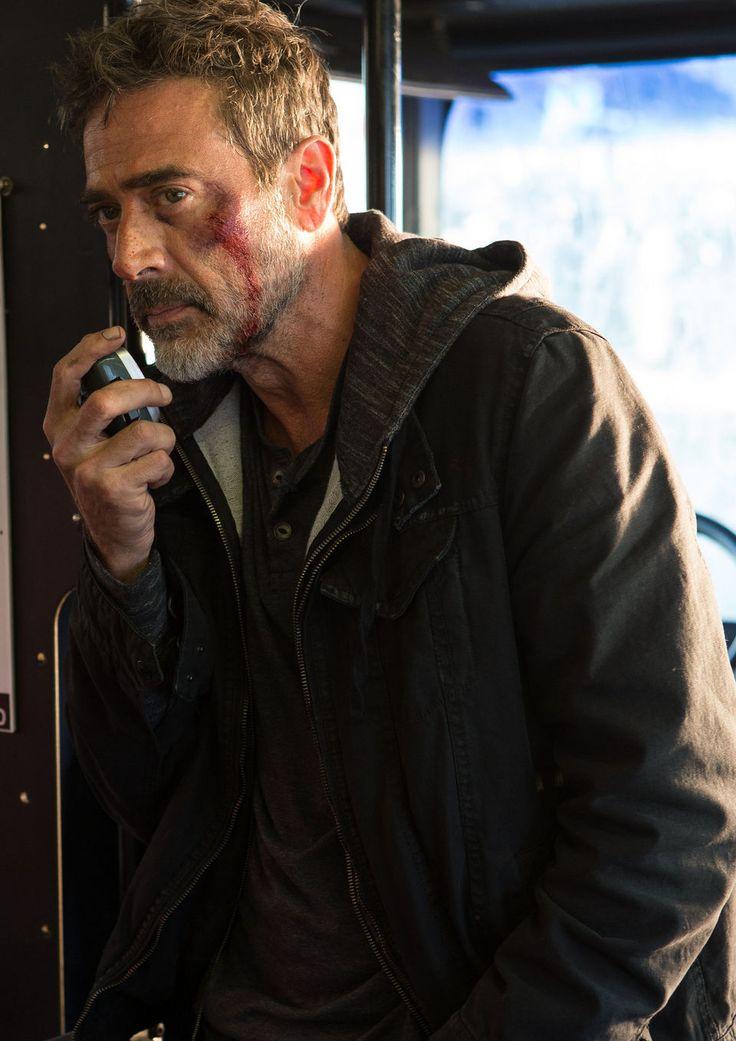 "Jeffrey Dean Morgan in a still photo from the heist thriller ""Bus 657."" (imdb.com)"