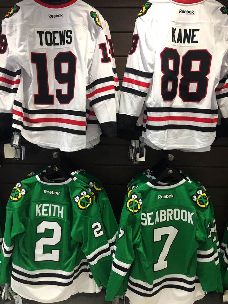 All @Reebok jerseys are still 60% off at the #BlackhawksStore and Madhouse Team Store!   : 312-759-0079 to order