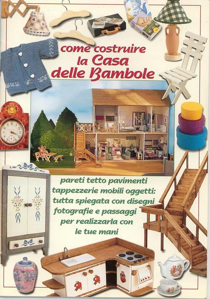 Come construire la casa delle bambole