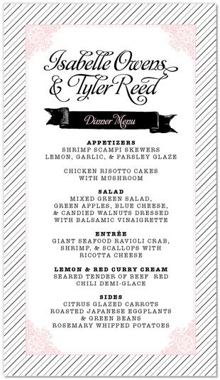17 best menu italian images on Pinterest Print templates, Food - italian menu