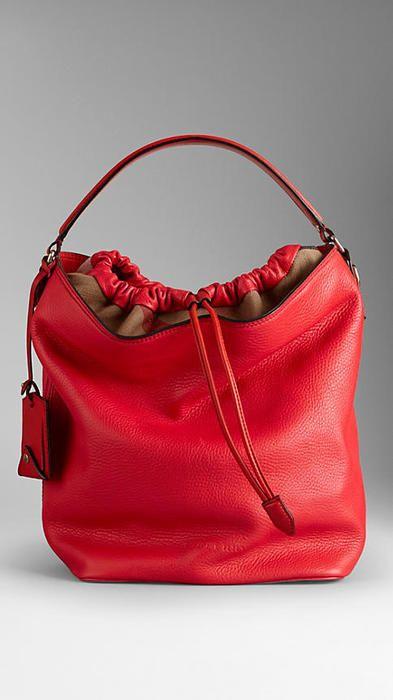 Burberry .... Bucket bag