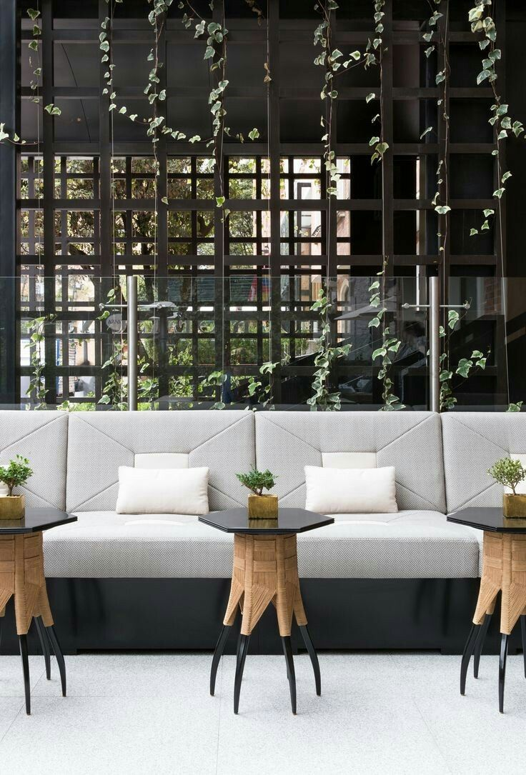 Best 25 restaurant banquette ideas on pinterest - Interior design for hotels and restaurants ...