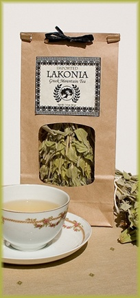 "Wild Greek Mountain Tea. Pinner says, ""Great with Greek honey"""