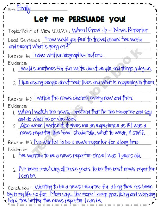 persuasive writing outline Persuasive writing graphic organizer - bhsmoon                bhsmoonweeblycom/uploads/4/6/4/3/4643315/ghsgwt_persuasive_writing_graphic_organizerspdf.