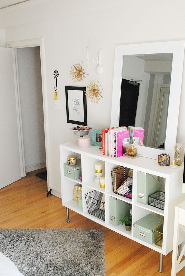 Lauren Elizabeth | a style + beauty blog: Apartment Tour: Office Space