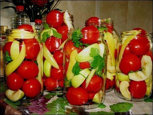 marinovan pomidora