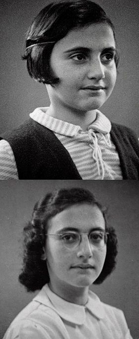 Margot Frank - Anne Frank
