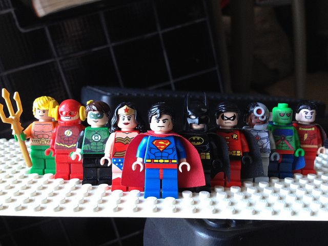 lego justice league   Lego justice league   Flickr - Photo Sharing!