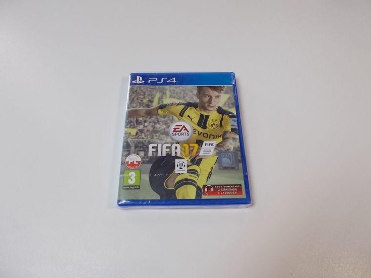FIFA 17 - GRA Ps4 - Opole 0551 (Opole)