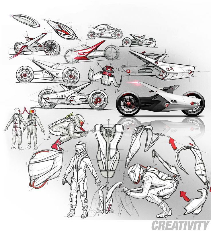 BIMOTA / Track bike concept on Behance