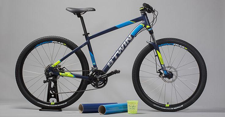 Remportez un vélo tout terrain BTWIN de 299€